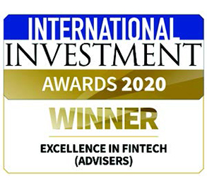 Excellence in Fintech (Advisers)